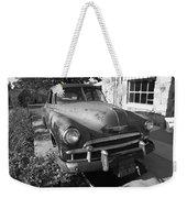 Route 66 Classic Car Weekender Tote Bag