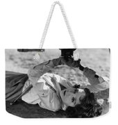 Silent Film: Automobiles Weekender Tote Bag
