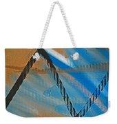 Tsunami Weekender Tote Bag