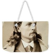 William F. Cody (1846-1917) Weekender Tote Bag