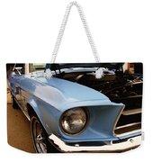 67 Mustang Hcs Weekender Tote Bag
