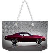 '69 Chevelle Weekender Tote Bag