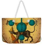 Alchemy Illustration Weekender Tote Bag