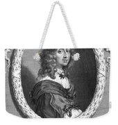 Christina (1626-1689) Weekender Tote Bag