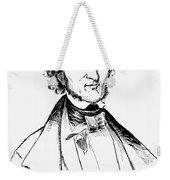 Edgar Allan Poe (1809-1849) Weekender Tote Bag
