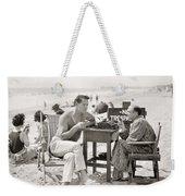 Film Still: Beach Weekender Tote Bag