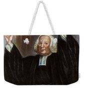 George Whitefield Weekender Tote Bag