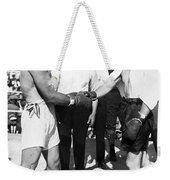 Jack Dempsey (1895-1983) Weekender Tote Bag
