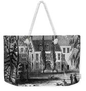 James Buchanan (1791-1968) Weekender Tote Bag