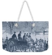 John Brown, American Abolitionist Weekender Tote Bag by Photo Researchers