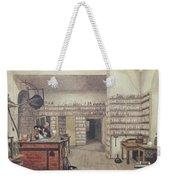 Michael Faraday, English Physicist Weekender Tote Bag
