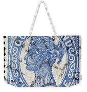 old Australian postage stamp Weekender Tote Bag