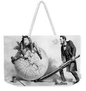 Presidential Campaign: 1864 Weekender Tote Bag