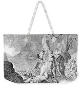 Quebec Expedition, 1775 Weekender Tote Bag