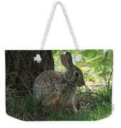 Rabbit Weekender Tote Bag