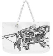Screw-making Machine Weekender Tote Bag