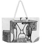 Sewing Machine Weekender Tote Bag