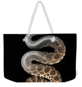 Southern Pacific Rattlesnake X-ray Weekender Tote Bag