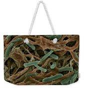 Thermophile Bacteria Weekender Tote Bag