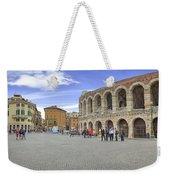 Verona Weekender Tote Bag by Joana Kruse