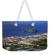 Vila Franca Do Campo Weekender Tote Bag