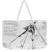 William Pitt (1708-1778) Weekender Tote Bag