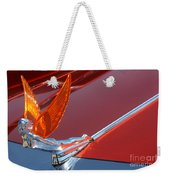 75 Caddy Emblem 7848 Weekender Tote Bag
