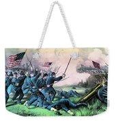 American Civil War, Battle Weekender Tote Bag