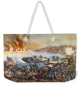 Battle Of Fredericksburg Weekender Tote Bag
