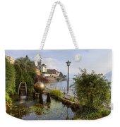 Brissago - Ticino Weekender Tote Bag