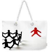 Conceptual Situation Weekender Tote Bag