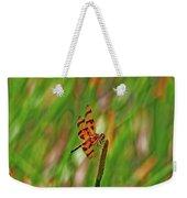8- Dragonfly Weekender Tote Bag