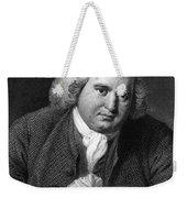 Erasmus Darwin, English Polymath Weekender Tote Bag
