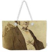 Louis Agassiz, Swiss-american Polymath Weekender Tote Bag