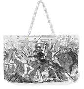 New York: Draft Riots Weekender Tote Bag