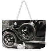 Silent Film: Automobiles Weekender Tote Bag