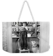 Silent Still: Children Weekender Tote Bag