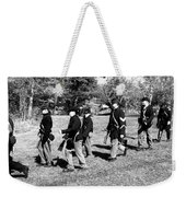 Soldiers March Weekender Tote Bag