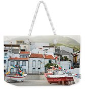 Vila Franca Do Campo Weekender Tote Bag