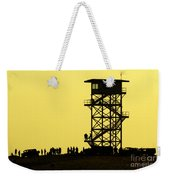 82nd Airborne Division Soldiers Gather Weekender Tote Bag