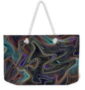 Abstract Art Weekender Tote Bag