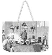 Crystal Palace, 1853 Weekender Tote Bag