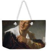 Denis Diderot (1713-1784) Weekender Tote Bag
