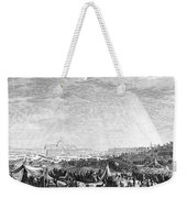 French Revolution, 1790 Weekender Tote Bag