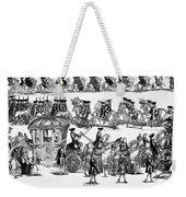 Marie Antoinette (1755-1793) Weekender Tote Bag