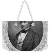 Millard Fillmore (1800-1874) Weekender Tote Bag