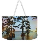 Reelfoot Lake Weekender Tote Bag