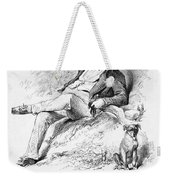 Washington Irving Weekender Tote Bag