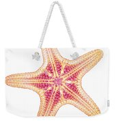 X-ray Of Starfish Weekender Tote Bag