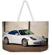 911 Porsche 996 6 Weekender Tote Bag